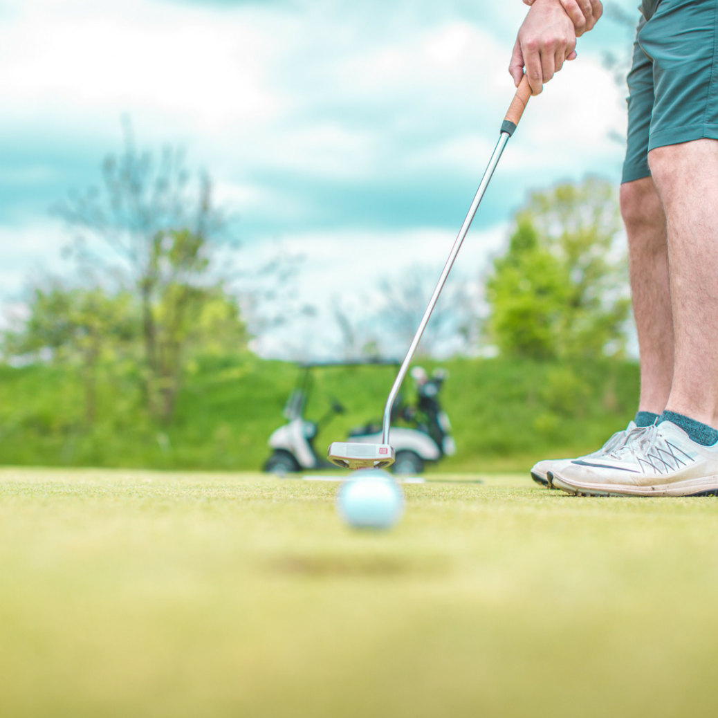 5 Reasons To Be On A Golf Course